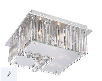 Lubinis šviestuvas Globo Fragilis 68563-5, 5X33W, G9, LED
