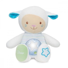 Chicco First Dreams Sheep With Night Light Blue 90902