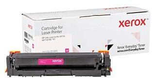 Тонер Xerox HP CF533A, фуксия (magenta)