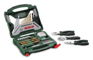 Mechaninių įrankių priedų rinkinys Bosch, 70 vnt.