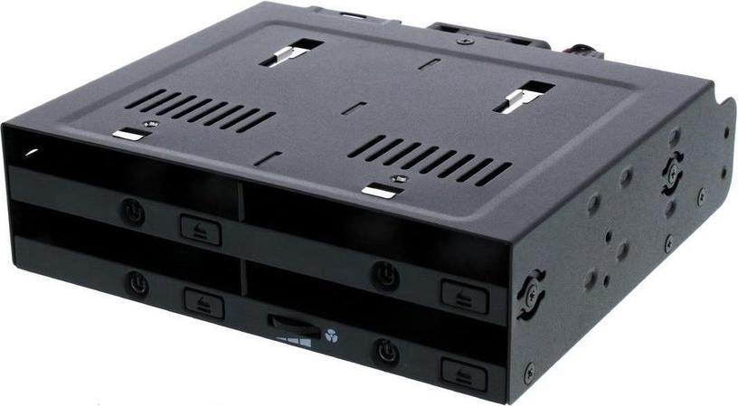 "Icy Dock flexiDOCK MB524SP-B 4x2.5"" SAS/SATA"