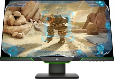 "Monitorius HP 25x 3WL50AA, 24.5"", 1 ms"