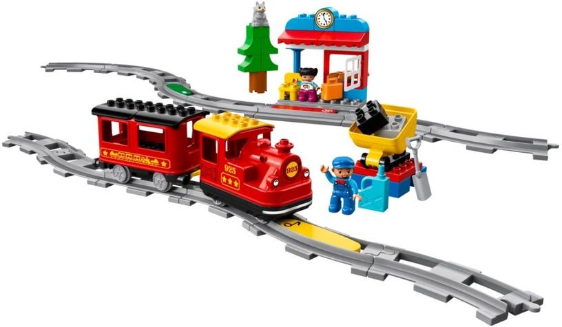 Konstruktorius LEGO Duplo Steam Train 10874