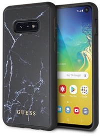 Guess Marble Back Case For Samsung Galaxy S10e Black