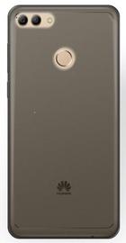 Mocco Ultra Back Case For Huawei P20 Transparent/Black