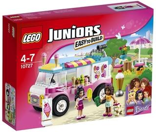 Konstruktor LEGO Juniors Emma's Ice Cream Truck 10727