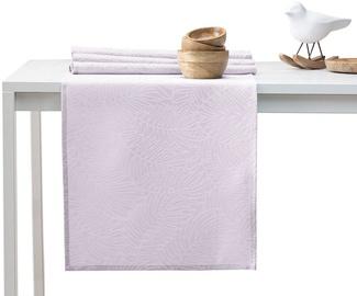 AmeliaHome Gaia AH/HMD Tablecloth Set Lila 115x250/35x250 2pcs