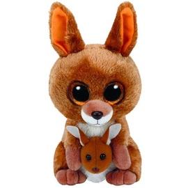 Pliušinė kengūra TY Beanie Boos 37226, 15 cm, nuo 3 m