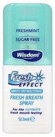 Wisdom Fresh Effect Fresh Breath Spray 12.5ml