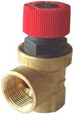 Kramer 2.5B Safety Valve 3/4""