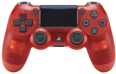 Sony DualShock 4 Controller V2 Red Crystal