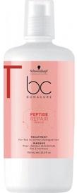 Kaukė plaukams Schwarzkopf Bonacure Peptide Repair Rescue Treatment, 750 ml