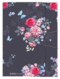 Herlitz Wallet Folder PP A4 Ladylike Flowers