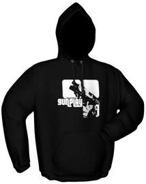 Svīteris GamersWear Gunplay Hoodie Black S