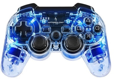 Pdp Afterglow Wireless Controller Blue