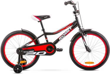Romet Tom 10'' 20'' Black/Red 20