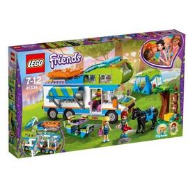 Konstruktorius LEGO Friends, Mjos kelioninis autobusiukas 41339