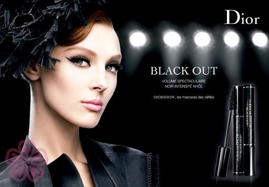 Christian Dior Diorshow Blackout Mascara Waterproof 10ml Black