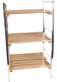 Axentia Bonja 3-Tier Shelving For The Bathroom