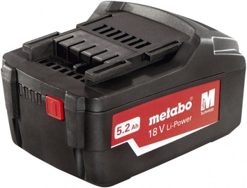 Metabo 18V 5.2Ah Li-Extreme Battery