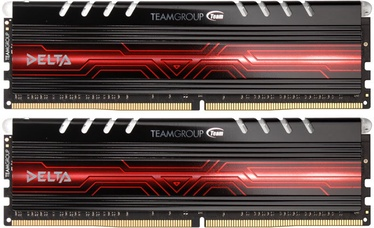 Operatīvā atmiņa (RAM) Team Group Delta Red TDTRD432G3000HC16CDC01 DDR4 32 GB