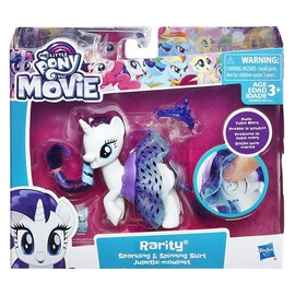 Фигурка-игрушка Hasbro MLP The Movie Sparkling & Spinning Skirt Asst E0186