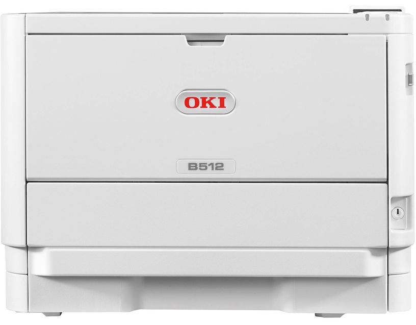 Лазерный принтер Oki B512dn