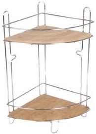Axentia Bonja Bathroom Shelf Angle 2-Level