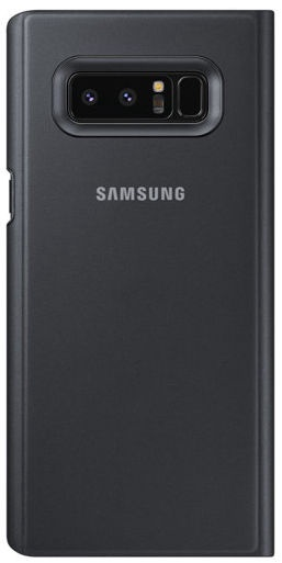 Samsung Clear View Case For Samsung Galaxy Note 8 Black