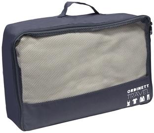 Ordinett Travel Bag 40x30x15cm J-Bag Grey