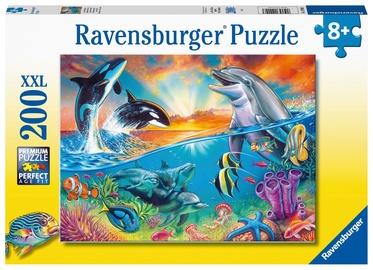 Ravensburger XXL Puzzle Ocean Wildlife 200pcs 129003