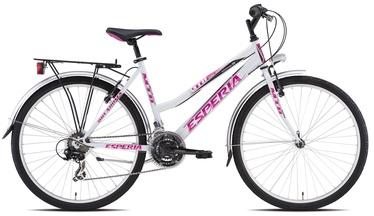Moteriškas miesto dviratis 104100D