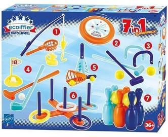 Komplekts Ecoiffier Sport 7in1 Sport Set