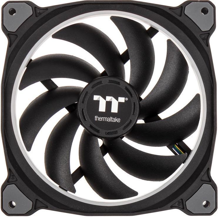 Thermaltake Riing Plus 14 LED RGB Fan TT Premium Edition Set of 5