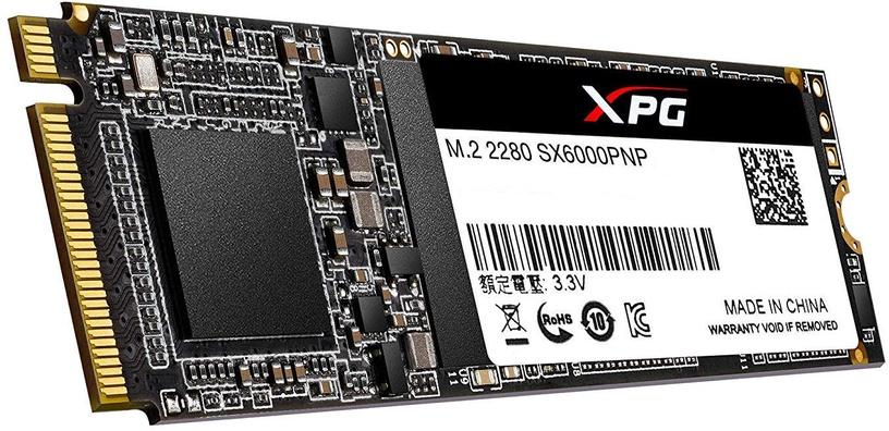 Adata XPG SX6000 Pro PCIe M.2 SSD 256GB