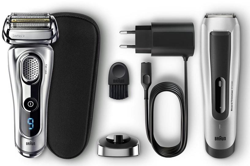 Braun Series 9 9260s + Beard Trimmer BT5090