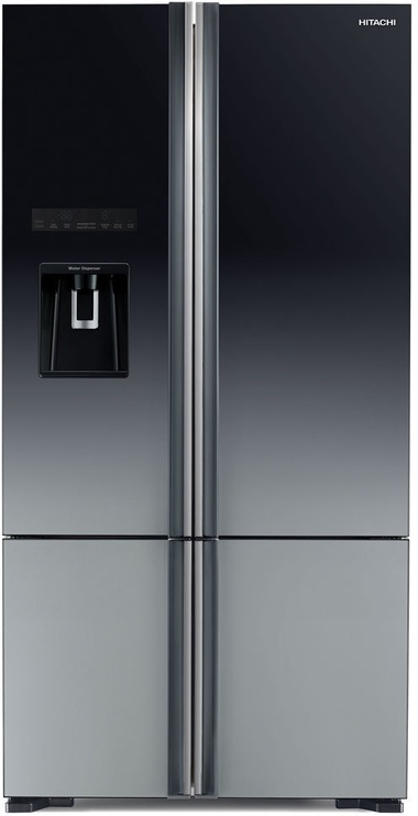 Šaldytuvas Hitachi R-WB800PRU6X (XGR) Gradation Gray