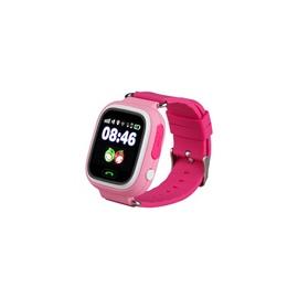 Išmanusis laikrodis vaikams Gudrutis R9, rožinis
