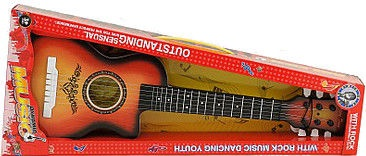 Tommy Toys Guitar Music 439849