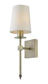 Light Prestige Casoli Wall Lamp E14 40W Patina