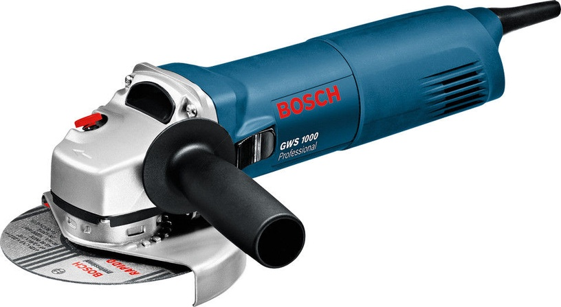 Bosch GWS 1000 Angle Grinder