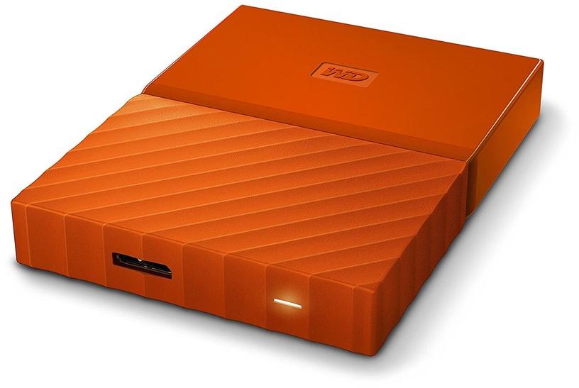 Western Digital 3TB My Passport USB 3.0 Orange WDBYFT0030BOR-WESN