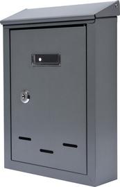 Vorel 78541 Mailbox 200x285xx60mm Graphite