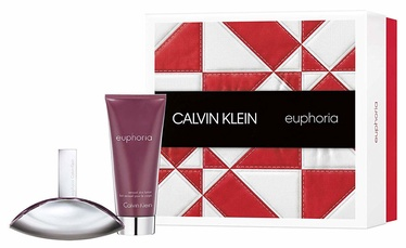 Calvin Klein Euphoria 50ml EDP + 100ml Body Lotion 2019