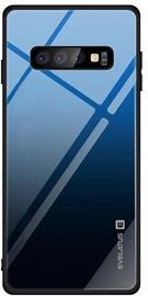 Evelatus Gradient Glass Back Case Samsung Galaxy A20 Sea Depth