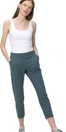Укороченные брюки Audimas Sensitive Dark Slate, S