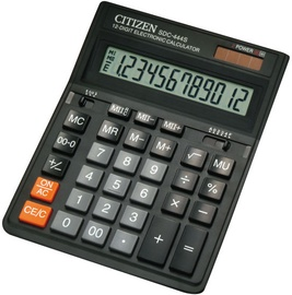 Citizen Desktop Calculator SDC-444S
