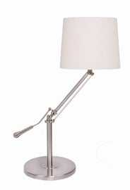 Light Prestige Cremona Table Lamp E27 60W White
