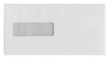 Postfix E65 Window Envelope 25pcs