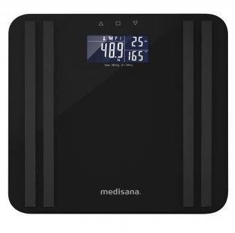 Svarstyklės Medisana BS465 Black